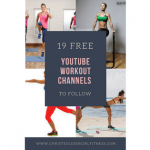 Top Free YouTube Workout Channels to follow