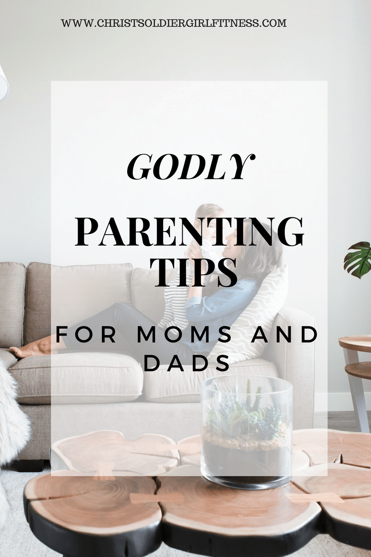 Parenting is a wonderful experience and it's a great privilege given to us in our earthly life. Godly Parenting Tips for Moms and Dads: Raising Godly children is very important in cultivating the hearts of our children to God.