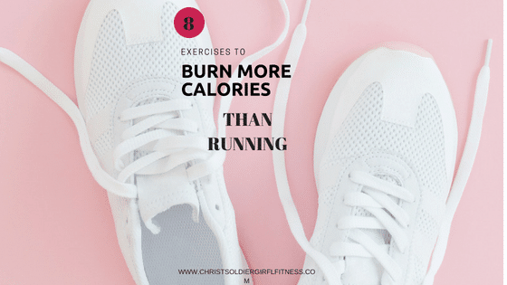 8 amazing Exercises that burn more calories than running. Forget about running, who says you have to run to lose weight? There are several exercises that can help you burn fat and lose calories faster than running. Check them out!