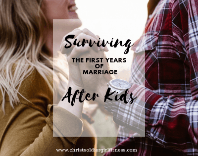Surviving the First years of Marriage with Kids. While preparing for parenthood, i learned Godly marriage involves being intentional with each other.