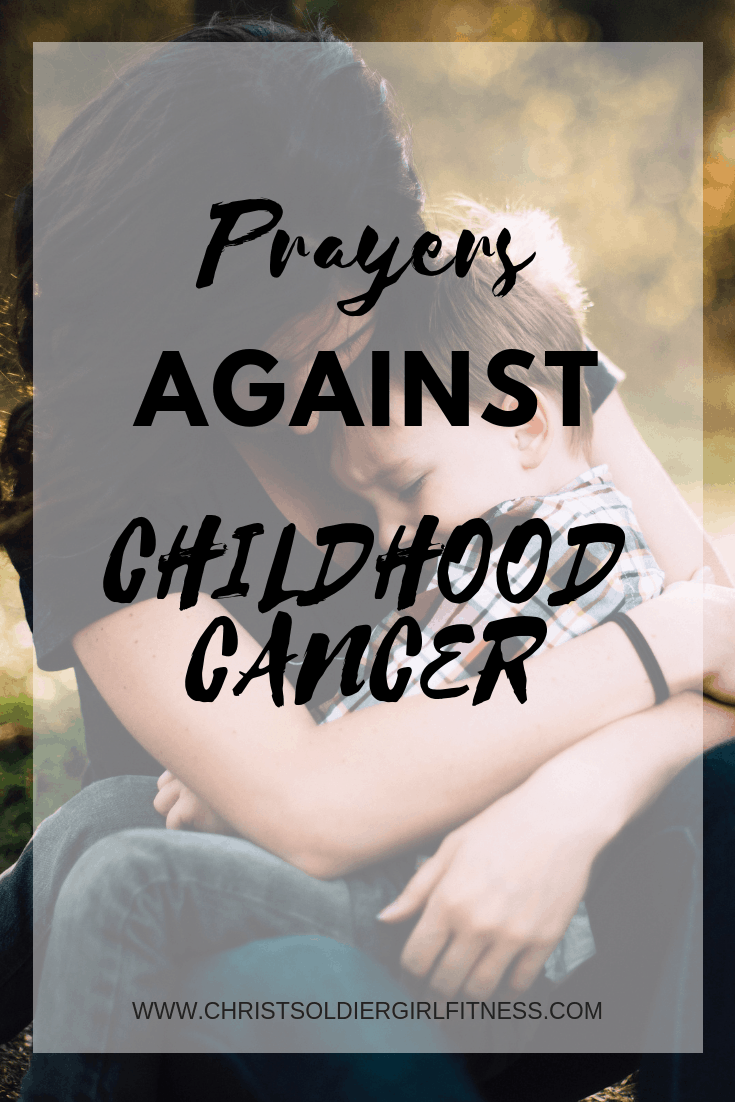 We are standing in the gap prayer against childhood cancer. As women, lets come together to support parents with children that have cancer
