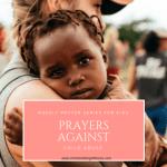 Prayers against Child Abuse