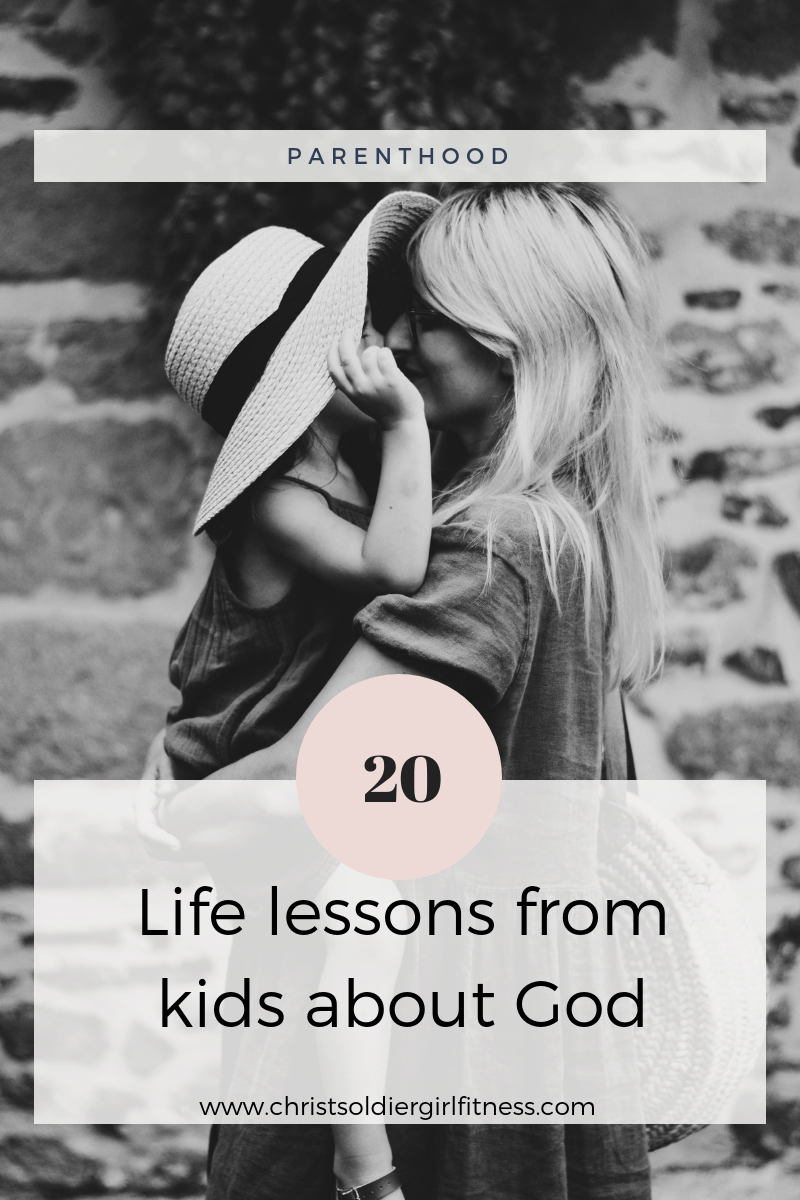 Toddler life lessons for parents about God. Children can teach us so much about being Godly parents and christians, we always teach them to be Godly children, here are some things they can teach us.