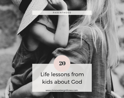 Life lessons from toddlers about our relationship with God. Children can help their parents grow as christians. Here are some things they can teach us about life