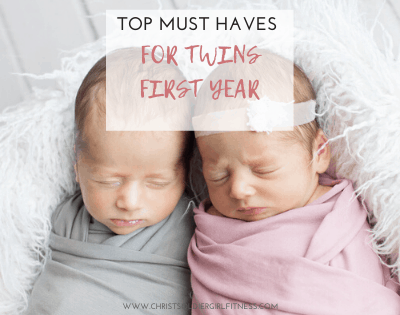 Top must have twins items for the first year