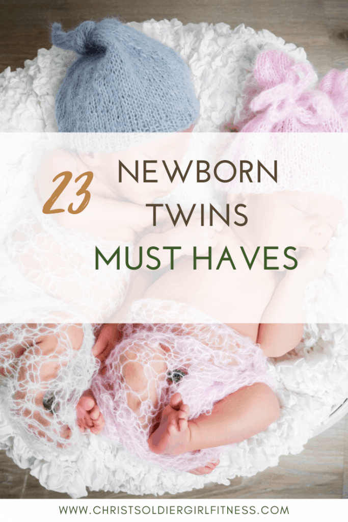 twin babies registry essentials