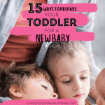 15 tips to help your older siblings adjust to your new baby or twins